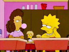 gif the simpsons simpsons best of lisa simpson lisa season 7 janey Lisa the Vegetarian The Simpsons, Lisa Simpson, Simpson Tumblr, Goat Cartoon, Cartoon Profile Pictures, Futurama, Textile Design, Cute Wallpapers, Cartoon Characters