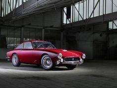 Fancy - Ferrari 250 Lusso by Rolf Nachbar