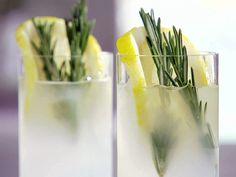 Rosemary Lemon Spritzer Recipe : Sandra Lee : Food Network - FoodNetwork.com
