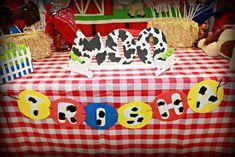 Farm Birthday Party Ideas   Photo 3 of 16   Catch My Party