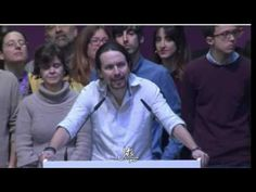 Discurso de apertura de VISTA ALEGRE 2, por Pablo Iglesias