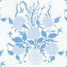 Elizabeth - Matte Blue | Lulie Wallace