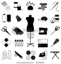 Sewing clip art