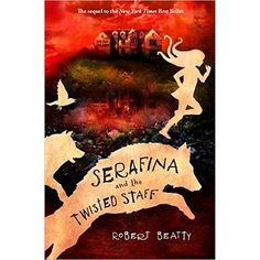 Serafina's defeat of the Man in the Black Cloak has brought her out of the shadows and into the daylight realm of her home, Biltmore Esta...