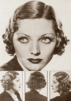 1930s-Fall-Hairstyle-Guide---Adrienne-Ames-1932 More