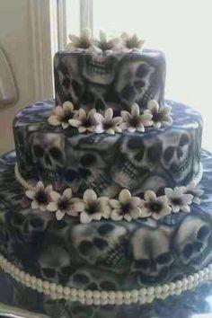 Till Do Us Part Wedding Cake Awsome
