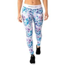 WOMEN'S BEST EXCLUSIVE LEGGINGS - PINK/WHITE | Workout Clothes ...