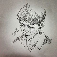 Drawing by Saera : 사진