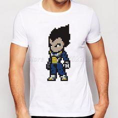 The Dragon Ball Z Design Men t shirt Galick Gun Vegeta Creative Personality Male Tops Super Saiyan Fashion Cool Tee -in T-Shirts from Men's Clothing & Accessories on Aliexpress.com | Alibaba Group