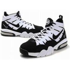 http://www.asneakers4u.com/ Charles Barkley Shoes Nike Air CB 34 Black/Light  Purple   Charles Barkley Shoes   Pinterest   Shoes, Nike and Nike air