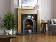 polished cast iron fireplace - Sök på Google