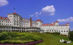 Mount Washington Resort, Bretton Woods NH: http://www.visitingnewengland.com/hotelinfo/129037.html