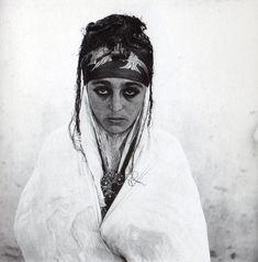 Photos Anciennes: Portraits de femmes algériennes dans les années 60 - Frawsy