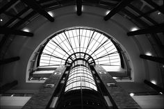 Architchture - Black & White photography