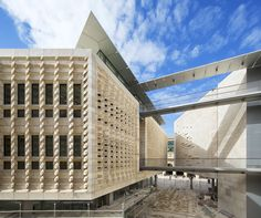 the highly anticipated scheme in malta by renzo piano aims to reinstate the historic features of the existing site, while adding a new parliament building and an open-air theater. Renzo Piano, Malta, Architecture Design, Open Air Theater, Saint Jean, Cladding, Skyscraper, Around The Worlds, Exterior