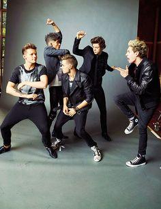 awwwh the boys. ahhh