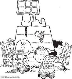 group1_big Free Printable Peanuts Coloring Pages