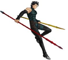 Photo of Servant Lancer for fans of Fate/zero.