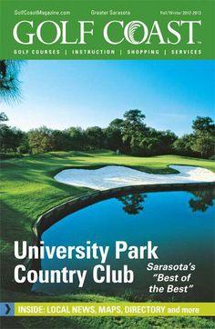 Greater Sarasota Golf Magazine #Golfcourses