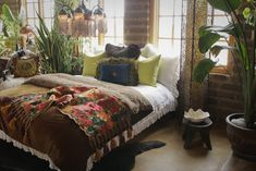 Whether you call it boho, bohemian or gypsy, boho decor is whatever you want it to be. Here's how to work this colorful style into your own bedroom.