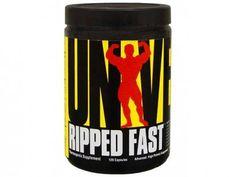 Ripped Fast 120 Cápsulas - Universal Nutrition com as melhores condições você encontra no Magazine Krvariedades. Confira!
