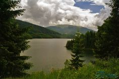 Lotru Valley - Vidra Lake - Valcea County - Romania