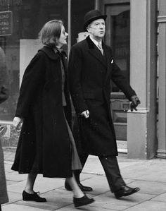 Greta Garbo and Cecil Beaton