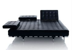 Privé Chaise Lounge designed by Philippe Starck (2008) for Cassina.