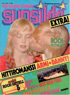 Old Commercials, Magazine Articles, Magazine Covers, Finland, Album Covers, Childhood Memories, Retro Vintage, Nostalgia, Old Things
