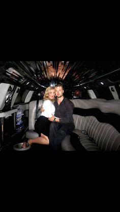 Romantic night in perth silver Chrysler Lambo doors Bellagio limousines