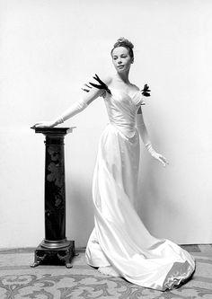 """Leslie Caron como """"Gigi"""", 1958"""