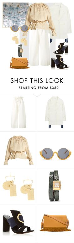 """""""SPRING TRENDS"""" by statuslusso ❤ liked on Polyvore featuring STELLA McCARTNEY, Sonia Rykiel, J.W. Anderson, Marni, Aurélie Bidermann, Gucci, Neous and Loewe"""
