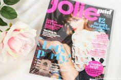 Jolie Goodie - LCN Nagellack - Tragebild