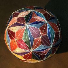 Works - capital Temari - page! Soccer Ball, Japanese, Crafts, Balls, Christmas Balls, Manualidades, Japanese Language, Futbol, European Soccer