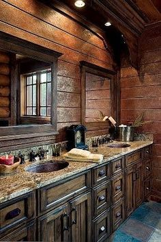 by iSantano - Western Bathroom: Inspiration | Stylish Western Home Decorating