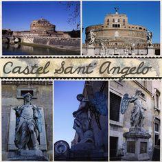 Rome - Castel Sant' Angelo - Scrapbook.com