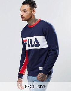Fila Black Line Sweatshirt £50.00 @ Asos