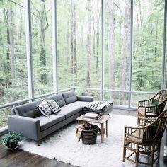 Modern Midcentury Living Room Ideas (25)
