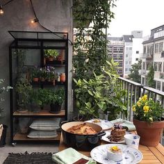 Small Balcony Design, Small Balcony Garden, Small Balcony Decor, Small Patio, Balcony Plants, Balcony Ideas, Apartment Balcony Garden, Apartment Balcony Decorating, Apartment Makeover