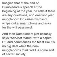 But muggle artefacts don't work in the wizarding world!