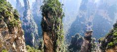 Entdecke China und die fliegenden Berge: 8 Tage Reise schon für 544€ inkl. Flügen und Übernachtungen im traditionellen 4* Hotel