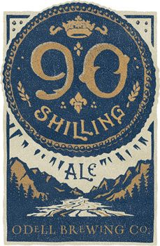 Odell Brewing Company ~ Beer Sticker ~ Fort Collins Colorado Craft Brewery Other Breweriana Collectibles