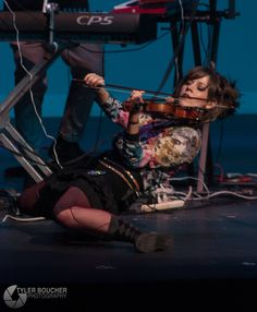 Lindsey Stirling   Electric Daisy Violin   Pinterest