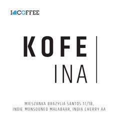 Kawa ziarnista I Love Coffee Kofeina 250g