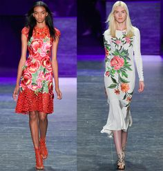 Fashionable Dresses Spring-Summer 2017