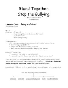 Teaching in Room 6: Stop the Bullying!