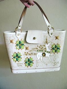 Enid Collins ~ Fabulous Equine bag  *Tandy produced