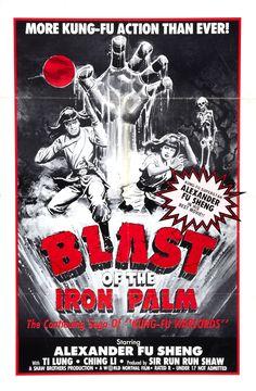 Blast of the Iron Palm (1981)