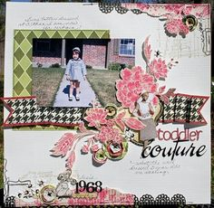 22 Best Scrapbooking Dcwv Images Scrapbooking Layouts