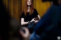 Le 21ème / Anastasia Ivanova | Paris  // #Fashion, #FashionBlog, #FashionBlogger, #Ootd, #OutfitOfTheDay, #StreetStyle, #Style